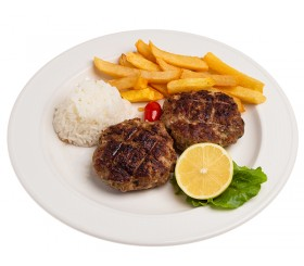 Meatballs with fresh minced meat